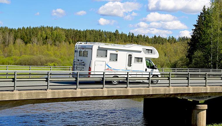 Z avtodomom po Finskem - Adria Center - Prodaja avtdomov in prikolic Adria