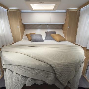 Coral Plus 670 SC - dvignjena postelja
