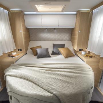 Coral Plus 670 SC - postelja