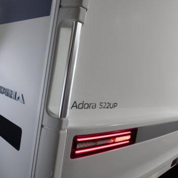 Nove LED Luči v Adriini prikolici Adora