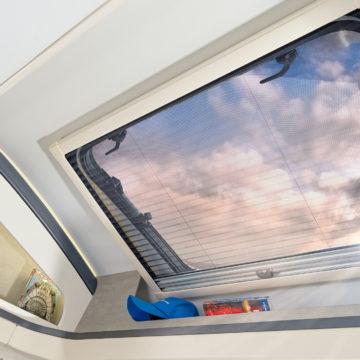 Panoramsko okno v avtodomu Sun Living S