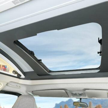 Panoramsko okno v Sun-Livingu C 65 SL