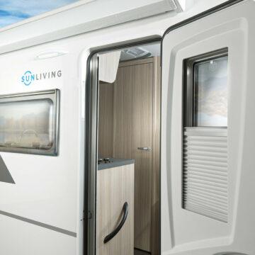 Sun-Living C 65 SL - izbirno okno