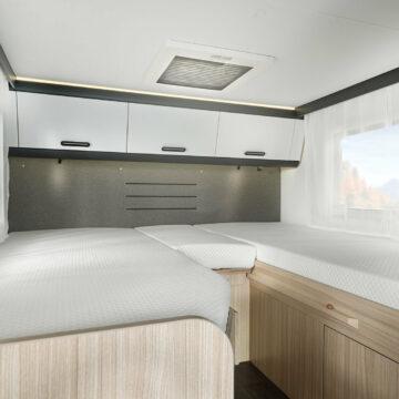 Sun-Living serija C 65SL - ločeni postelji