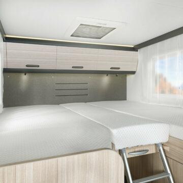 Sun-Living serija C 65SL - združeni postelji
