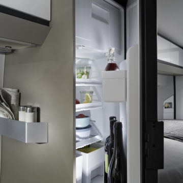 Van Adria Twin Plus hladilnik v 640SLB