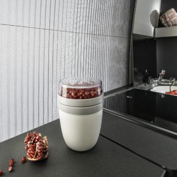 Van Adria Twin Supreme razširjen delovni prostor